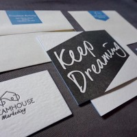 Dreamhouse Stationery